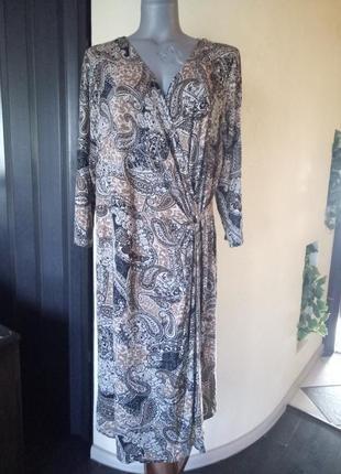 Платье из натуральной ткани 54-56 р soon