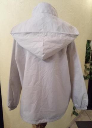 Куртка-дождевик,унисекс 58-60р2