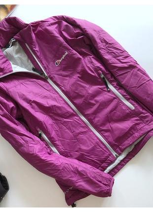 Крутая легкая куртка berghaus рр с