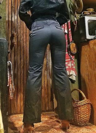 Япония. штаны брюки классические со средней посадкой