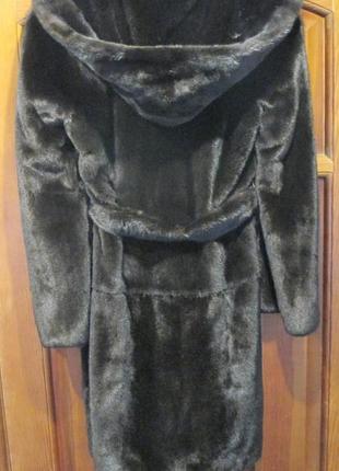 Норковая шуба blackglama american legend mink. alessandro bosso