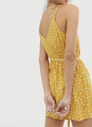 Комбінізон плаття шорти asos