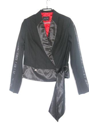 Шерстяной пиджак m-l премиум линейка tchibo mitch&co tchibo германия