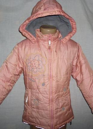 Курточка зимняя на 5 лет