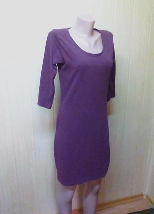 Платье,плаття,сукня,длинная футболка.42-46р.от бренда only.