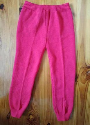 Новые трикотажные штаны рейтузы лосины