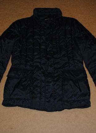 Emporio armani куртка пуховик армани оригинал