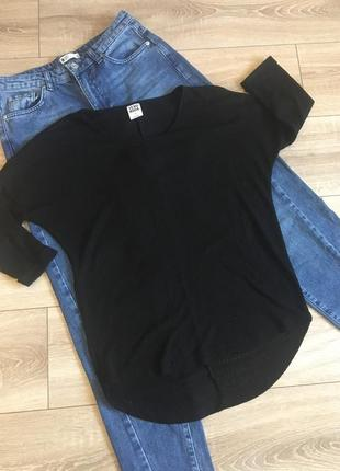 Лонгслив, футболка с длинным рукавом  с перфорацией от vero moda