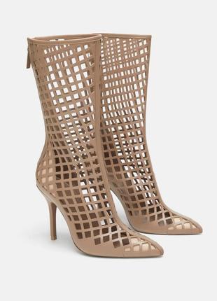 Суперські шкіряні літні чоботи