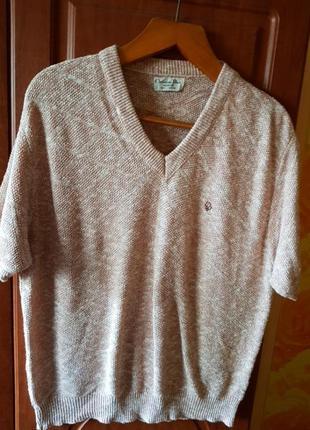 Натуральная блуза christian dior