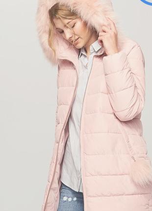 Пальто удлиненное размер 42наш л