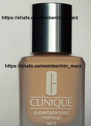 Тональный крем clinique superbalanced makeup №03 ivory оригинал тестер новый