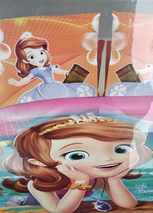 Детский комплект постельного белья из сатина софия прекрасная