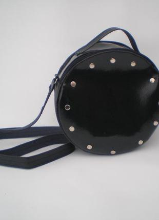 Модная сумка handmade грянец