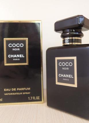 Духи шанель коко/chanel coco noir eau de parfum 50 ml