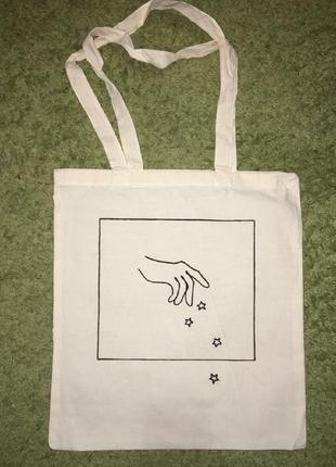 Эко-сумка, хлопковая сумка