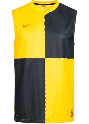 Оригинал майка для баскетбола nike sleevesless с функцией влагоотведения. разm.l
