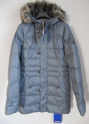 Berghaus пуховая куртка пуховик новая размер м  38 оригинал