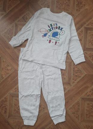 Пижама мальчику george 12-18 рост 80-86