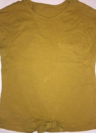 Модная футболка с нюансом на 9-10 лет1