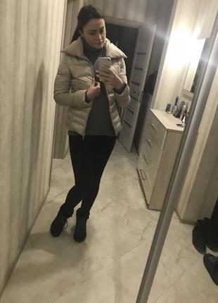 Куртка жемчужного цвета phard