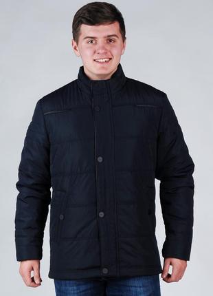 Демисезонная мужская куртка большого размера