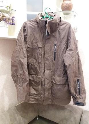 Бомбезные куртка-бренд- rossi     m\ l