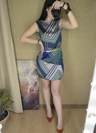 Вечернее шикарное шелковое платье с оголенной спиной by nai lu-na6 фото