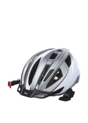 Унисекс велошлем фирмы crivit led, s/m