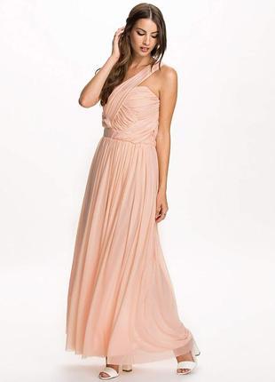 👑шикарное вечернее платье от tfnc london
