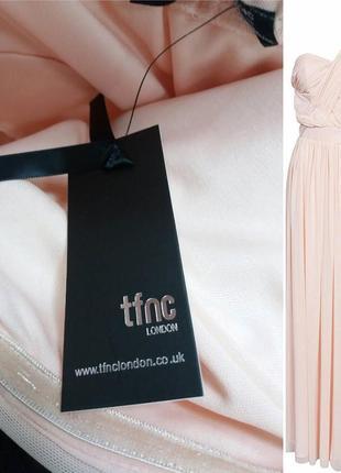 👑шикарное вечернее платье от tfnc london4 фото