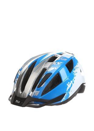 Crivit® велосипедный шлем, голова 54-60 см