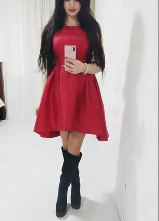 Шикарное платье с вышивкой от behcetti италия💝 распродажа 💝