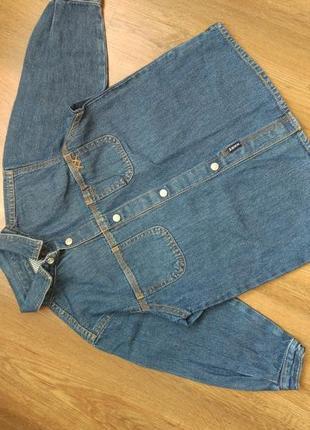 Big sale! джинсовая рубашка mexx на 3 года рост 98 см