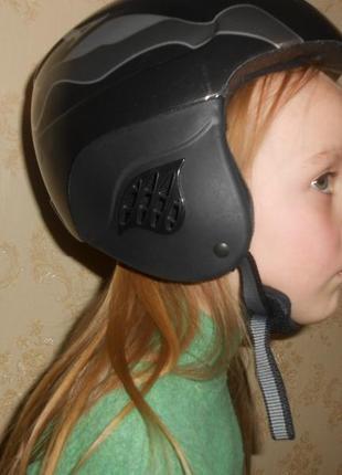 Шлем alpina twister 48-52 детский лыжный5