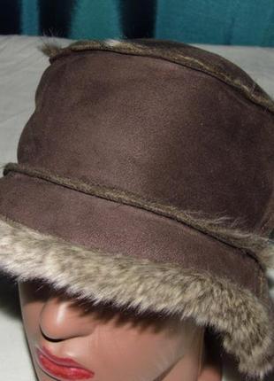 Женская зимняя шапка-marks&spenser-s/m-размер-сток!