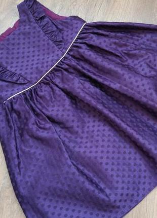 Big sale! новое шикарнейшее платье miniclub на 0-3+ мес