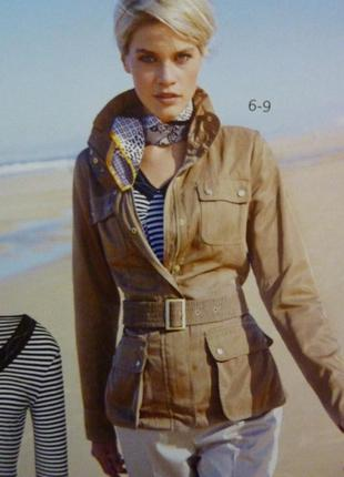Куртка летняя хаки
