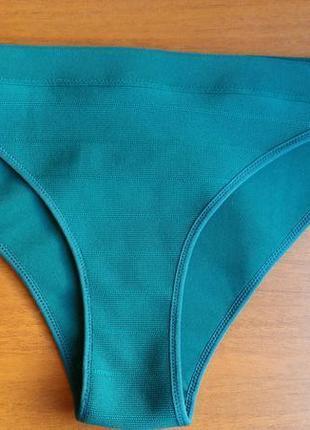 Трусы бандаж бандажные бирюза бирюзовые купальник плавки купальные бандажные новые 10 м