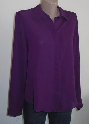 Шифонова сорочка/шифоновая рубашка