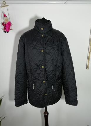 Куртка ветровка с утеплителем barbour