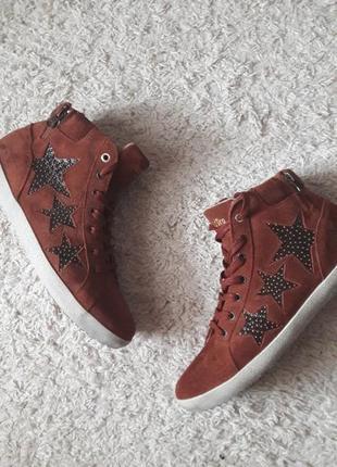 Кроссовки ботинки кеды ботинки pantofola d'oro