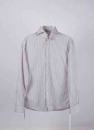 Рубашка в полоску michele martoglio