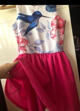 Летнее платье1