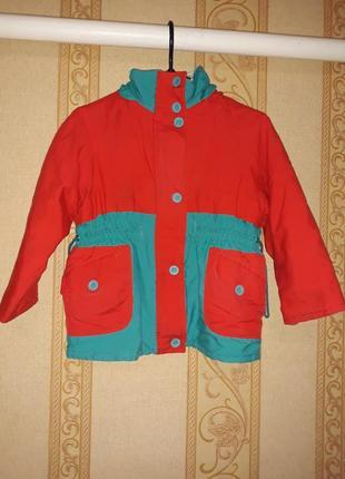 Курточка утепленная разм 104