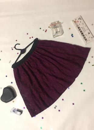 Кружевная юбка от atmosphere