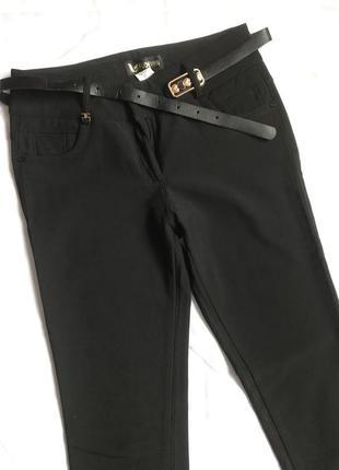 Чорні брюки 27розмір