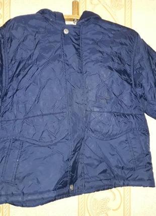Курточка на девочку 98 разм