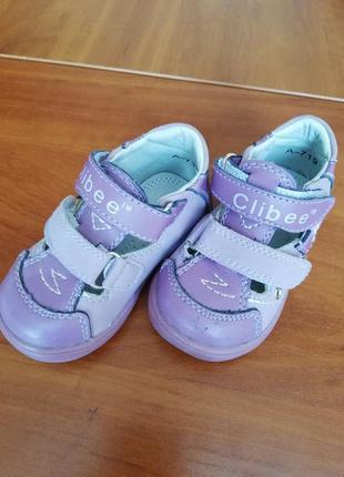 Туфли, тапочки, мокасины clibee
