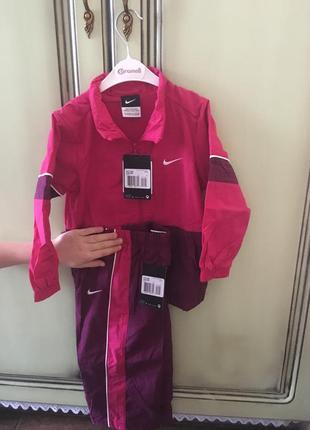 Спортивный костюм nike оригинал на 2-3 года